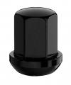 гайка сфера М12х1,5х32 закрытая облегченная (алюминевый сплав) черная